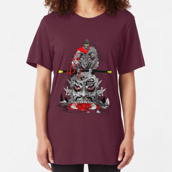 MONKEY KING Slim Fit T-Shirt