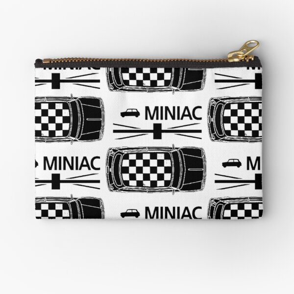 Miniac Zipper Pouch