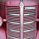 Old Red (Bedford Truck) by Stephen Mitchell