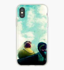 Wedding ducks iPhone Case