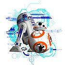 Rebels robots by NyxShop