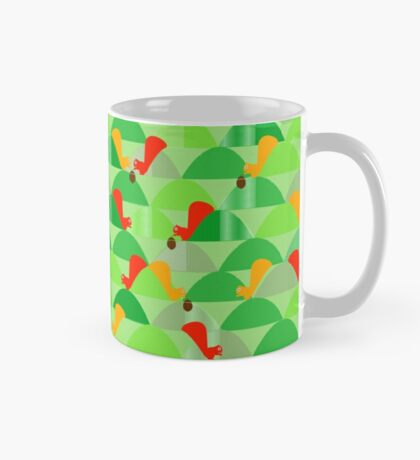 Squirrel Family Mug