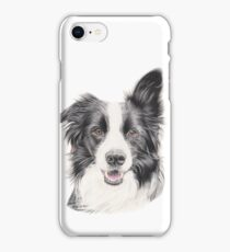 Basil - Border Collie iPhone Case/Skin