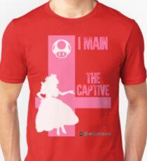 The Captive (White) T-Shirt