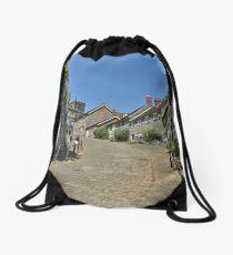 The hill Drawstring Bag