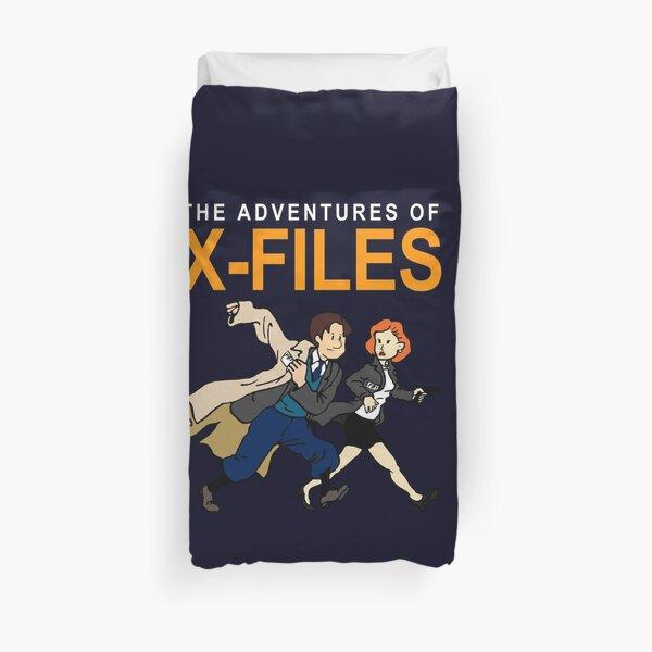 Étain X-Files Housse de couette