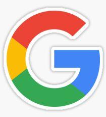 Google logo new Sticker