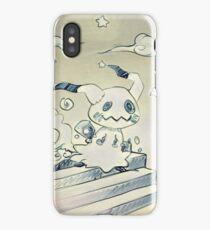 Mimi iPhone Case/Skin