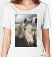 horse Women's Relaxed Fit T-Shirt