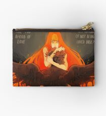 Love and Fear Studio Pouch