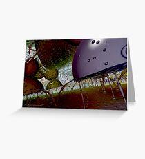 Viruses Greeting Card