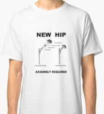 New Hip - Assembly Required Classic T-Shirt