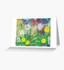 Wild Wishes Greeting Card