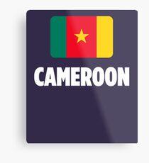 Cameroon Metal Print