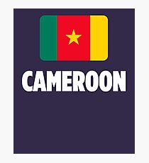 Cameroon Photographic Print
