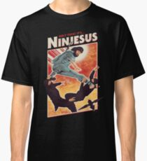 The Jesus Ninja Classic T-Shirt