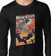 The Jesus Ninja Long Sleeve T-Shirt