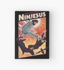 The Jesus Ninja Hardcover Journal