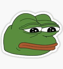 Pepe Meme Sticker