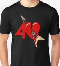 40TH ANNIVERSARY TOUR TOM PETTY Unisex T-Shirt