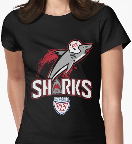 Sharks Football T-Shirt
