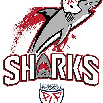 Sharks Football by Summo13