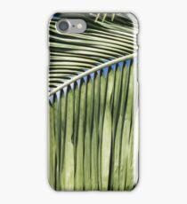 Tropical leafs iPhone Case/Skin