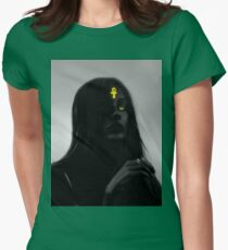 Egy Womens Fitted T-Shirt