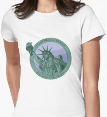 Nasty Women Defend The Statue Of Liberty T-Shirt