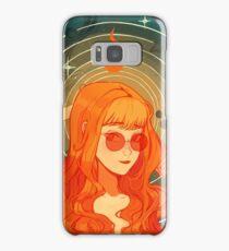 Cosmic Symmetry Samsung Galaxy Case/Skin