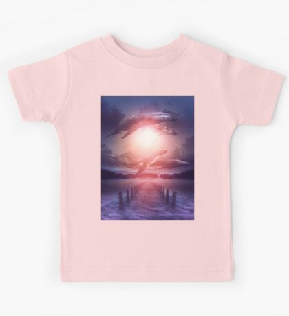 Space Between Dreams & Reality Kids Clothes