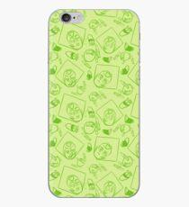peridot pattern iPhone Case