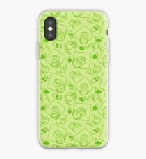 peridot pattern iPhone Case