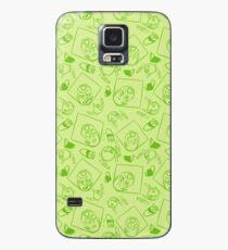 peridot pattern Case/Skin for Samsung Galaxy