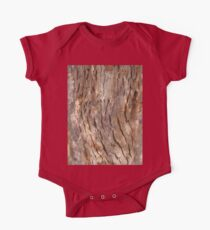 BARK, WOOD, Texture, Cracked, Tree, Nature, Natural One Piece - Short Sleeve