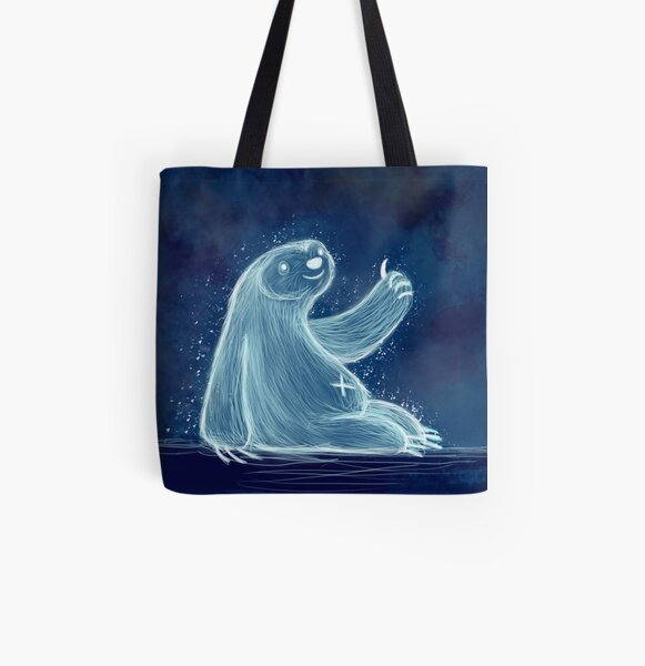 Your spirit animal All Over Print Tote Bag