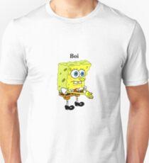 Sponge Bob boi Unisex T-Shirt