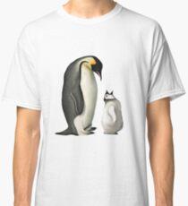 Mother Penguin Classic T-Shirt
