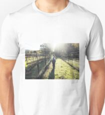 lil sis in the vineyard Unisex T-Shirt