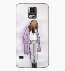 Cozy Cardigan Case/Skin for Samsung Galaxy