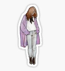 Cozy Cardigan Sticker