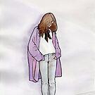 Cozy Cardigan by MinkyGigi