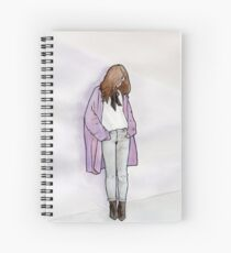 Cozy Cardigan Spiral Notebook