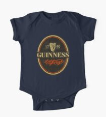 VINTAGE GUINNESS LOGO One Piece - Short Sleeve