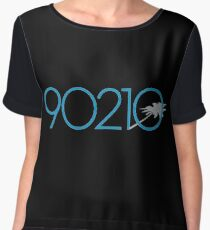 90210 Women's Chiffon Top
