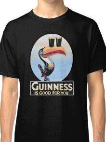 VINTAGE GUINNESS TOUCAN Classic T-Shirt