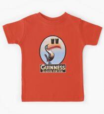 VINTAGE GUINNESS TOUCAN Kids Clothes