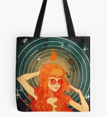 Cosmic Symmetry Tote Bag