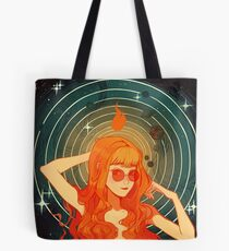 Cosmic Symmetry Tote Bag