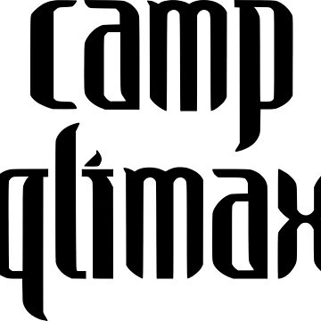 Camp Qlimax by CRiT